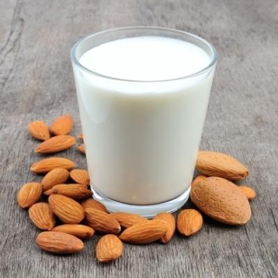 amandes lait